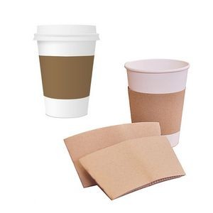 Protective Insulated Coffee Cup Sleeves For 12oz 16oz
